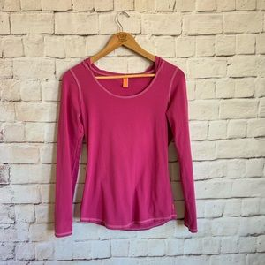 Lucy Shirt, Hood, Long Sleeve, Slightly Fitted, S